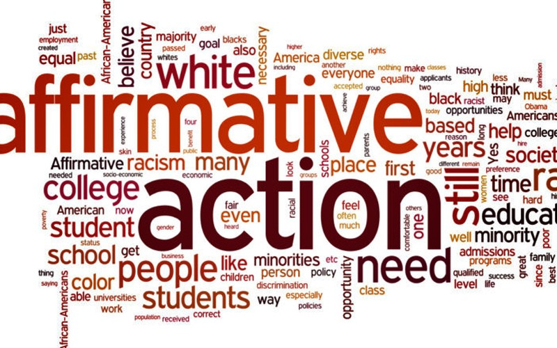 Best AAP - Affirmative Action Collage