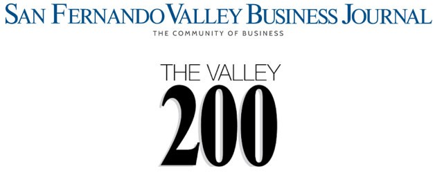 Barry Cohn Chosen by the SFVBJ The 200 Most Influential Leaders
