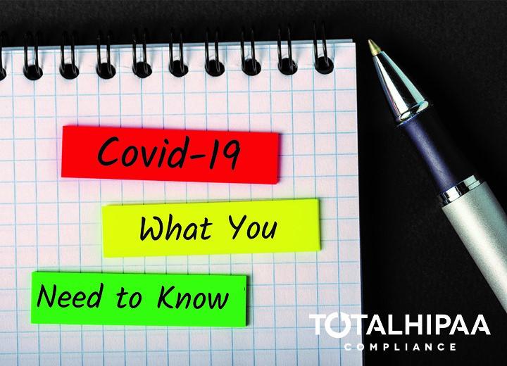 COVID-19 HIPAA Compliance Checklist
